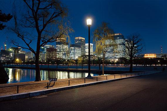 皇居外苑照明設備等低炭素化整備プロジェクト