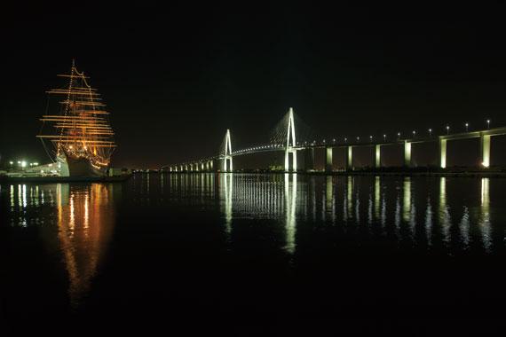 新湊大橋(臨港道路富山新港東西線)