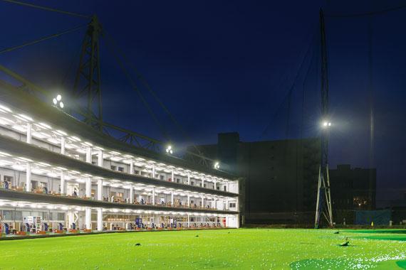 スポーツ照明
