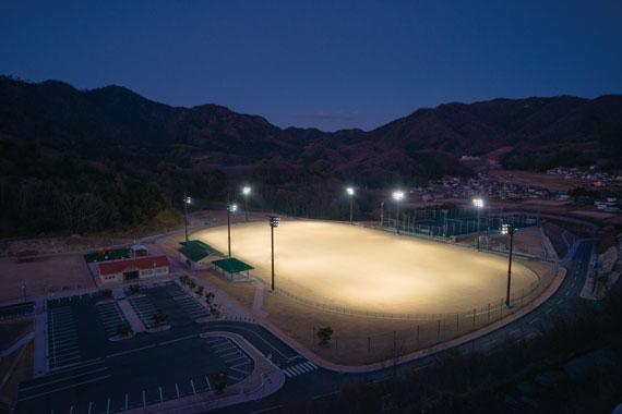 矢掛町総合運動公園 躍のひろば(多目的グラウンド)